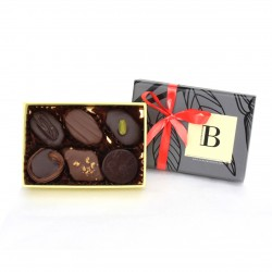 Boîte 6 chocolats Taille 0