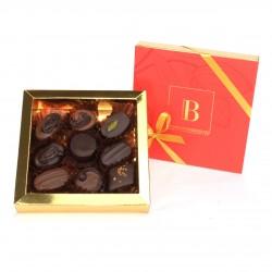 Boîte Maison Rouge 9 Chocolats