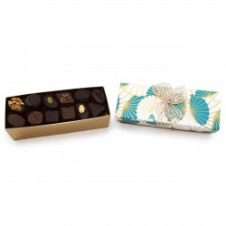 Plumier Turquoise Chocolats...